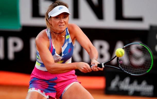 Свитолина, Ястремская и еще две украинки получили соперниц на Roland Garros