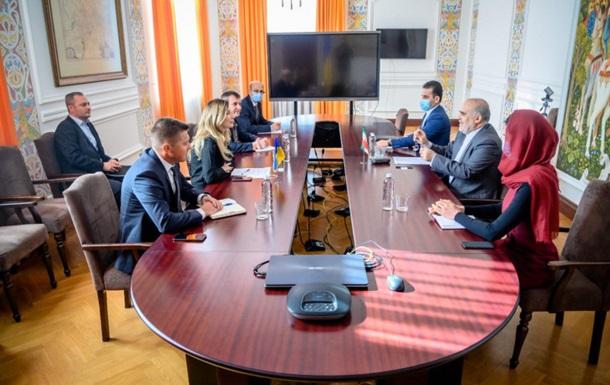 Украина и Иран определились с новыми переговорами по сбитому Боингу