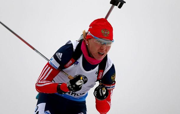 Российская биатлонистка подозревается в нарушении антидопинговых правил