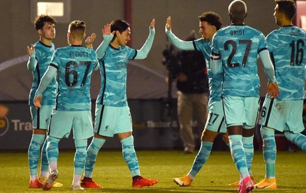 Кубок Лиги: Ливерпуль забил семь голов сопернику, Ман Сити ограничился двумя