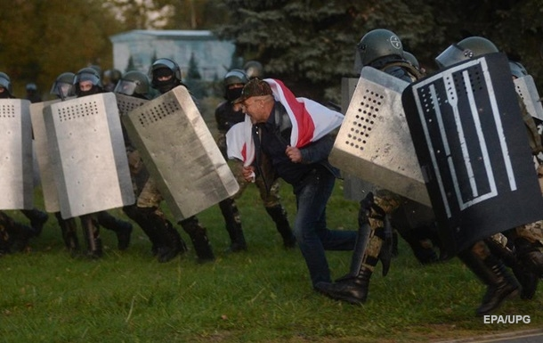 МВД Беларуси опубликовало призывы применить оружие