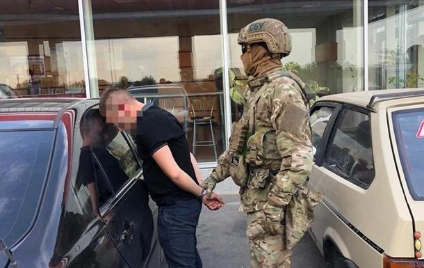 В Тернополе задержали начальника налоговой