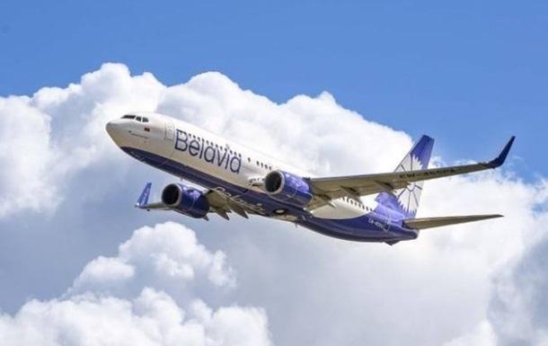 Белавиа возобновляет полеты из Украины в РФ через Минск