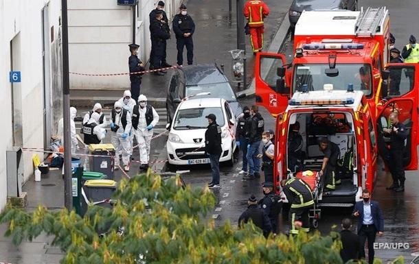 Різанина в Парижі: затриманий другий нападник