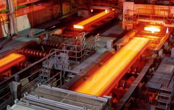 Украина на 12-е место в ТОП мировых производителей стали