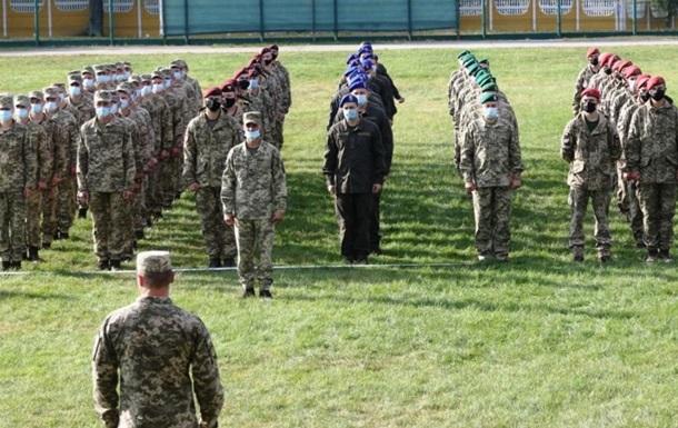 На Львовщине закончились военные учения Rapid Trident 2020
