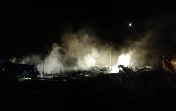 ГСЧС уточнила число погибших при крушении Ан-26