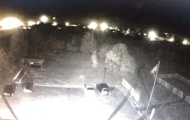 Опубликовано видео момента падения АН-26