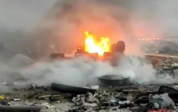 У Сирії під час вибуху автомобіля загинули семеро людей