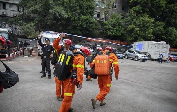 В Китае при аварии на шахте погибли 16 человек