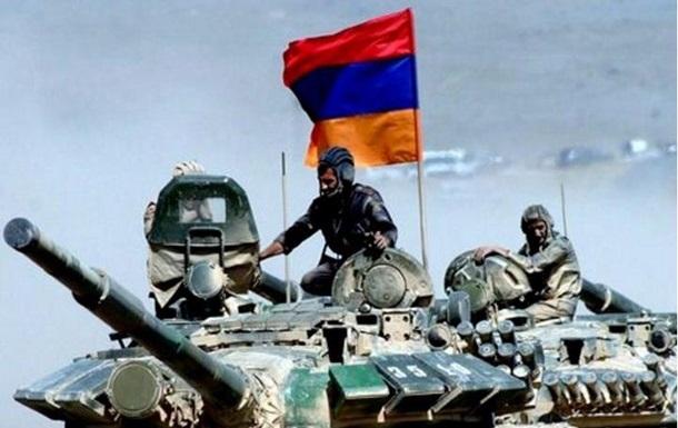 Армения заявила о ракетных обстрелах городов