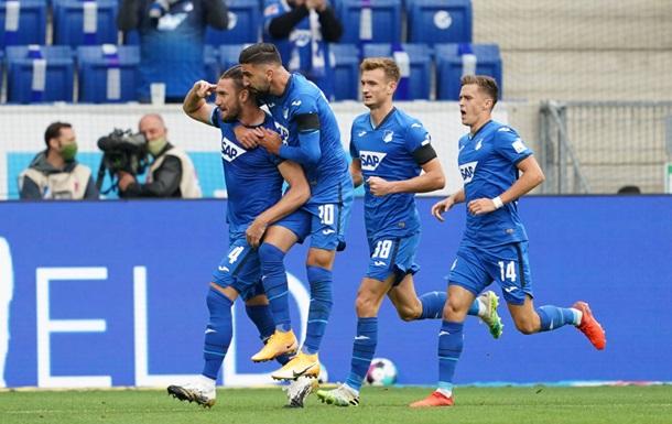 Бавария разгромно проиграла Хоффенхайму