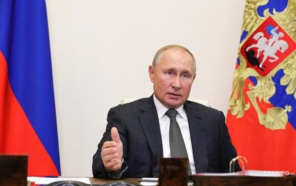 Путин: Нужно прекратить военные действия в Нагорном Карабахе
