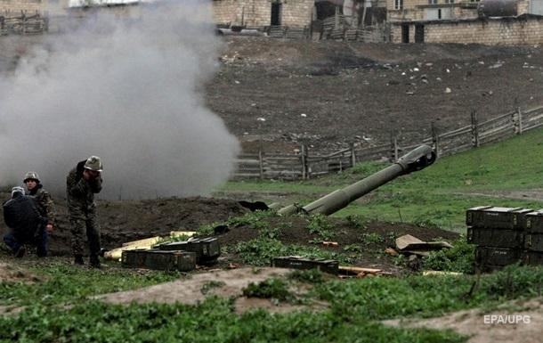 МИД Украины отреагировал на конфликт в Нагорном Карабахе
