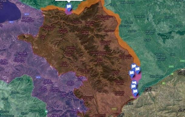 Азербайджан освобождает город за городом