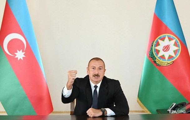 Азербайджан ввел военное положение во всей стране