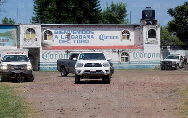 В Мексике жертвами стрельбы в баре стали 11 человек