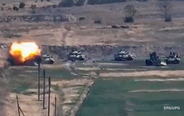 США намерены остановить бои в Нагорном Карабахе