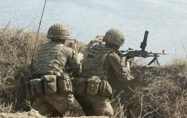 Украинские и британские десантники отработали штурм населенных пунктов