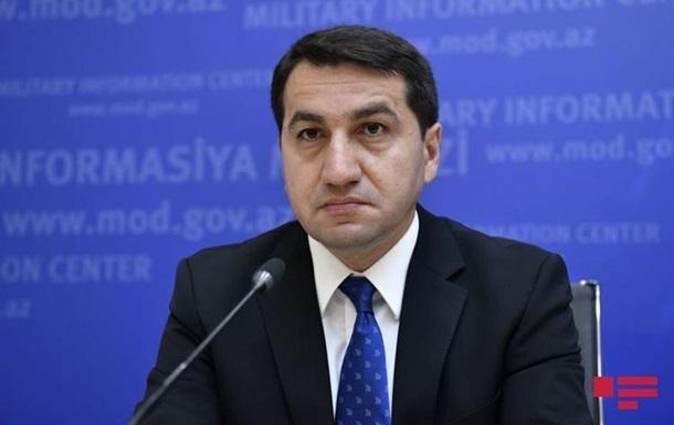 В Азербайджане назвали обострение в Карабахе отечественной войной