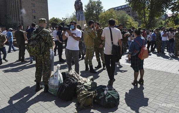 В МИД советуют украинцам не ехать в Армению