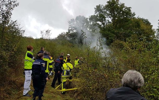 Во Франции разбился легкий самолет: трое погибших