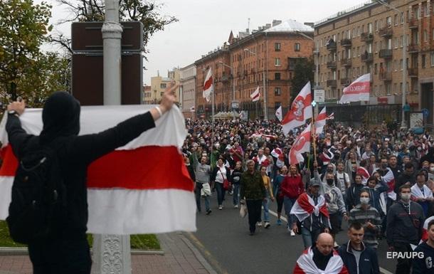 50 днів протестів. Що відбувається в Білорусі