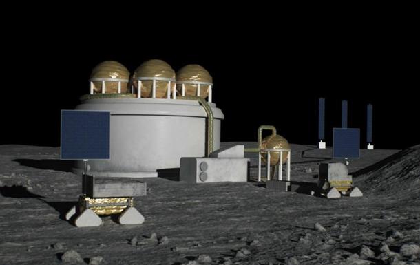 Япония построит завод на Луне к 2035 году