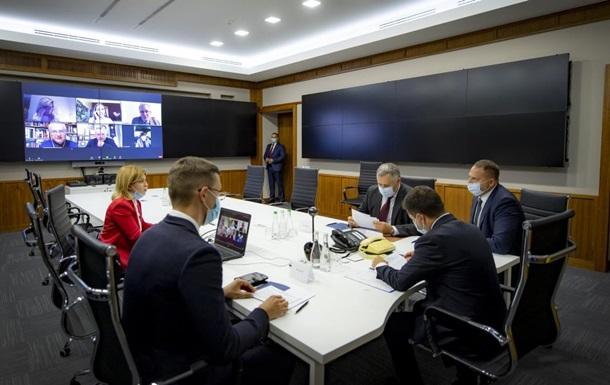 Зеленский рассказал евродепутатам о курсе в ЕС