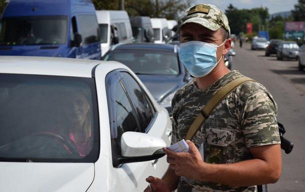 Украина изменила правила въезда для иностранцев