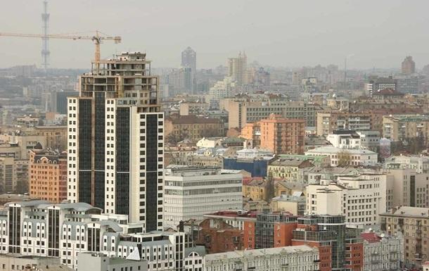 Киев на первом месте в Европе по числу высоток