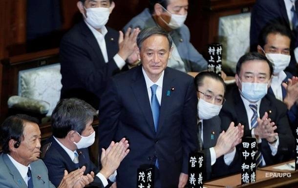 Новый премьер Японии обсудил с Путиным Курилы