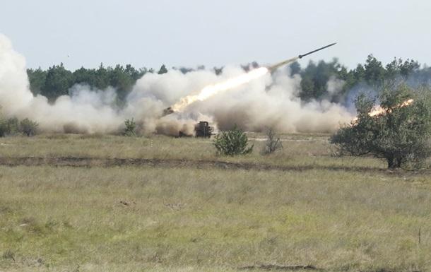 В Украине прошли испытания ракет Ольха и С-300