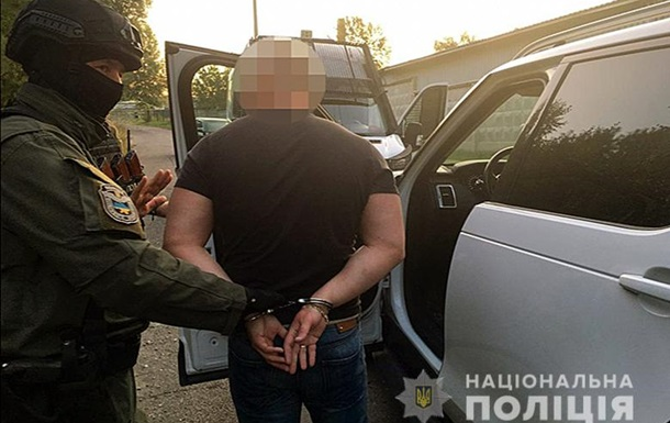 В Киеве задержали строительных рейдеров