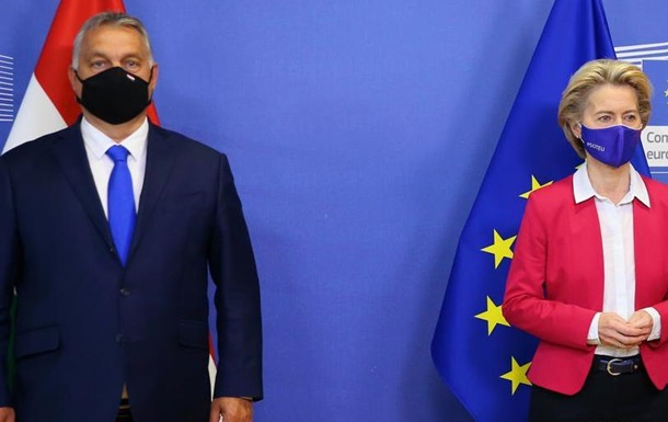 Орбан вимагає відставки віце-голови ЄК за слова про  хвору демократію