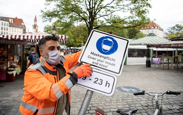 Пандемия COVID-19: власти Германии вернулась к усилению карантина
