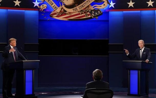 Выборы в США: а были ли дебаты?