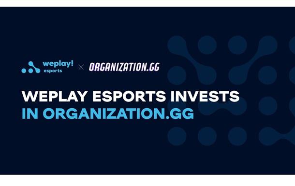 WePlay Esports інвестує в Organization.GG