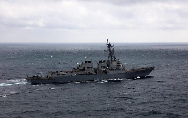 Украина и США провели учения в Черном море