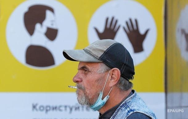 Украина - горячая точка. COVID убил более миллиона