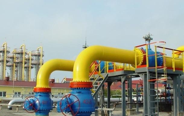 Запасы газа Украины достигли 28 млрд кубометров