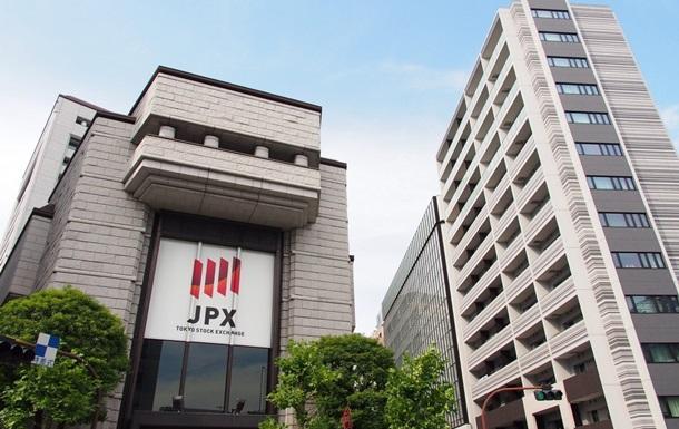 Токийская фондовая биржа прервала работу из-за технических проблем