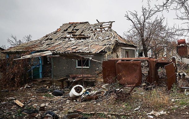 Печальная статистика Донбасса