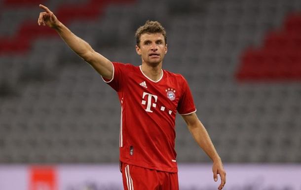 Томас Мюллер стал самым титулованным немцем в истории футбола