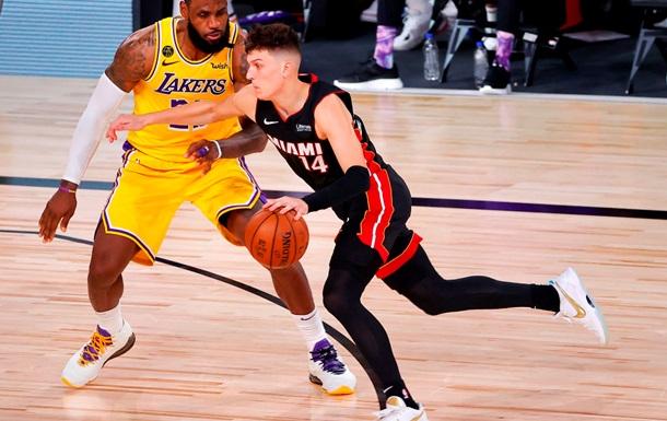 Лейкерс разгромили Майами в первом матче финала НБА