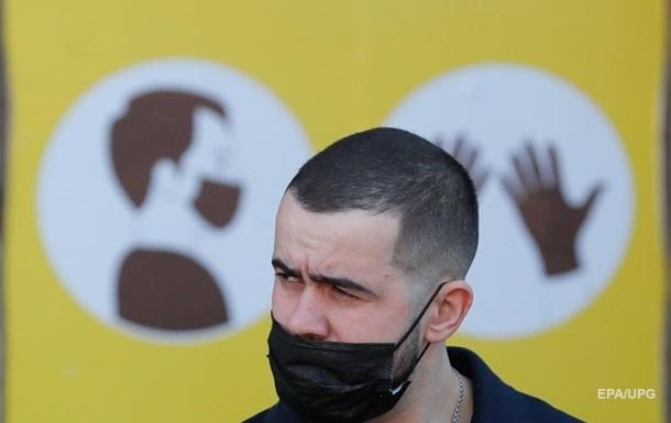 Коронавирус в Украине 1 октября 2020