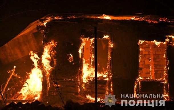 У Луганській області кількість жертв пожеж зросла до п яти