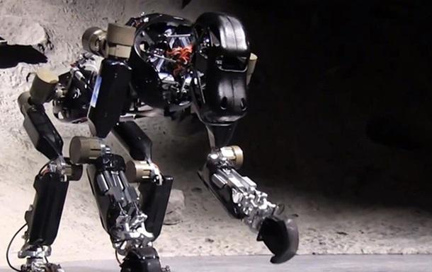 В Германии модифицировали робота-обезьяну