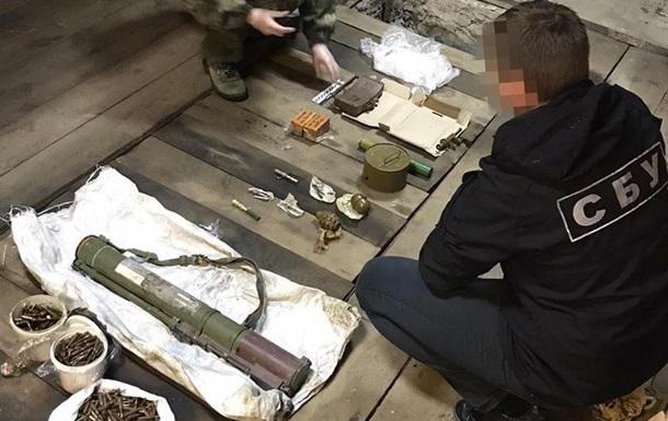На Житомирщине задержали торговца оружием