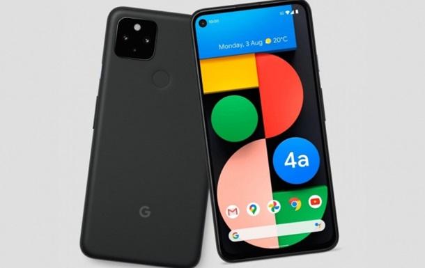 Представлены новые смартфоны Google Pixel